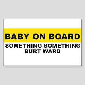 babyonboard copy Sticker