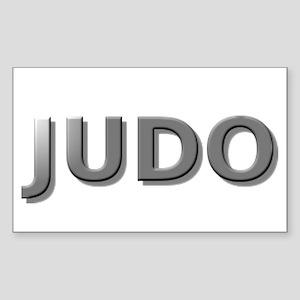 judo chrome3 Sticker