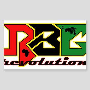 RBG Revolution Sticker