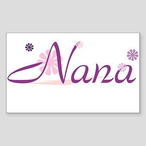 Nana Sticker (Rectangle)
