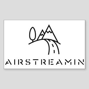 Airstreamin Sticker