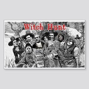 Witch Hunt: The Indictment Sticker