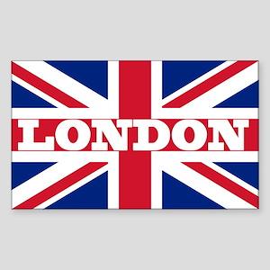 London1 Sticker (Rectangle)