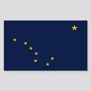 Flag of Alaska Sticker
