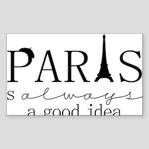 Oui! Oui! Paris anyone? Sticker