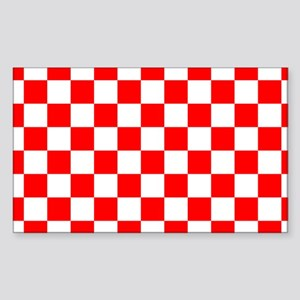 Croatian Sensation Sticker (Rectangle)