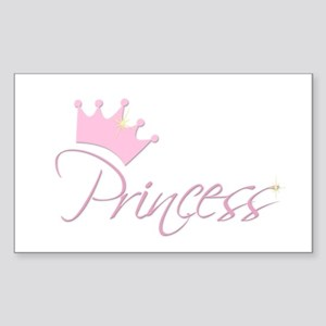 Princess Sticker (Rectangle)