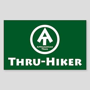 """Appalachian Trail """"Thru-Hiker"""" Sticker"""