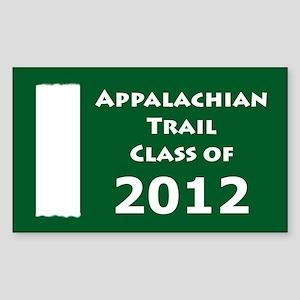 Appalachian Trail Class Of 2012 Sticker