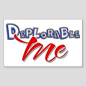 Deplorable ME Sticker