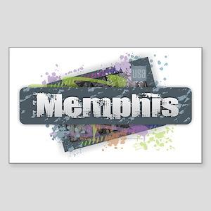 Memphis Design Sticker