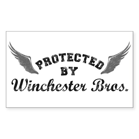 SPN protected by Winchester Bros gray