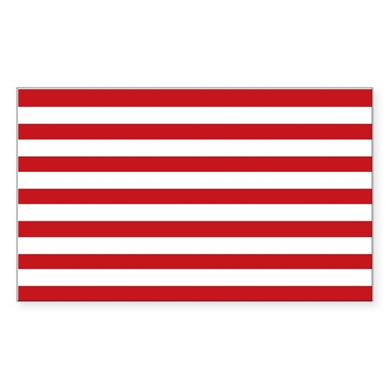 Sons of Liberty Flag Sticker (Rectangle) 13 Strip Sons of ...