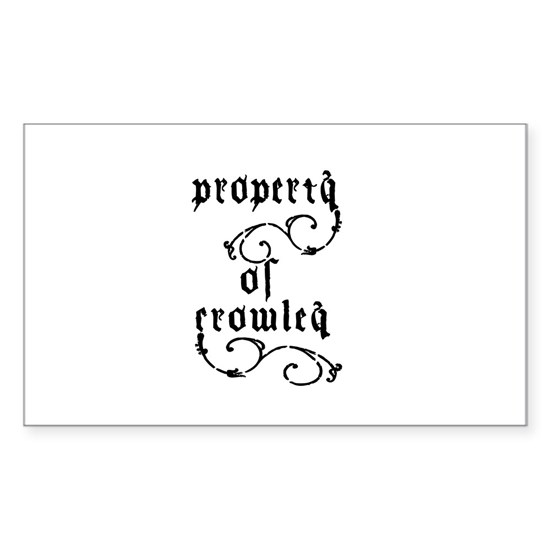 Property of Crowley