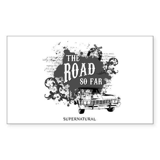 SUPERNATURAL Road black