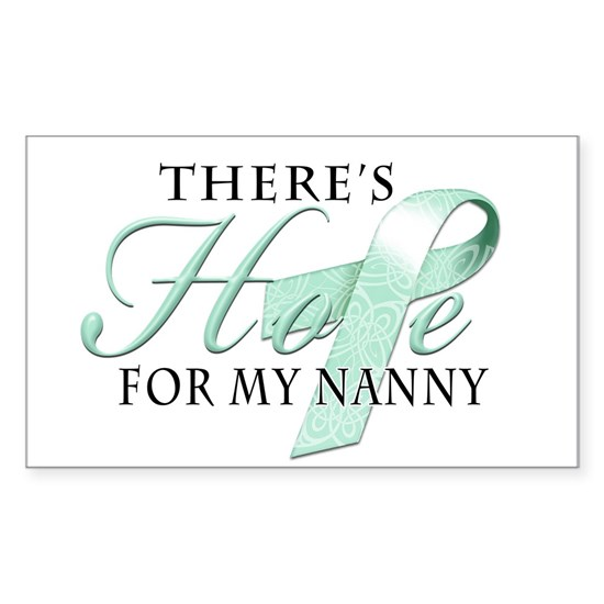 Theres Hope for Ovarian Cancer Nanny