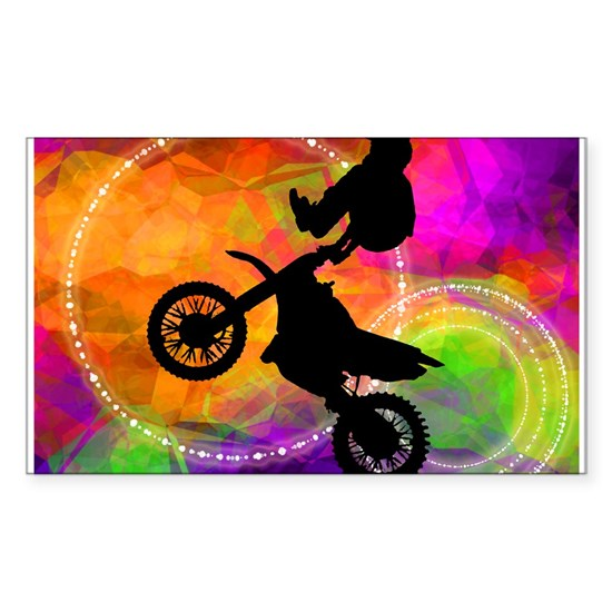 Motocross Jump in Fire Circles copy