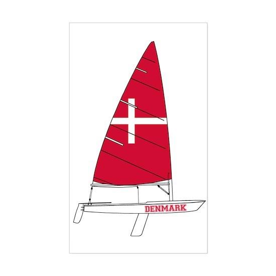 Denmark Dinghy Sailing