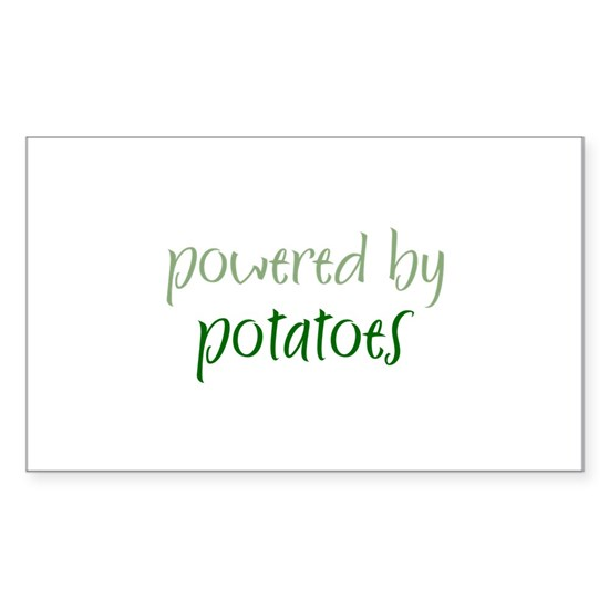Powered By potatoes