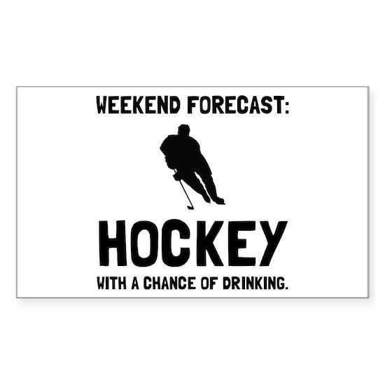 Weekend Forecast Hockey
