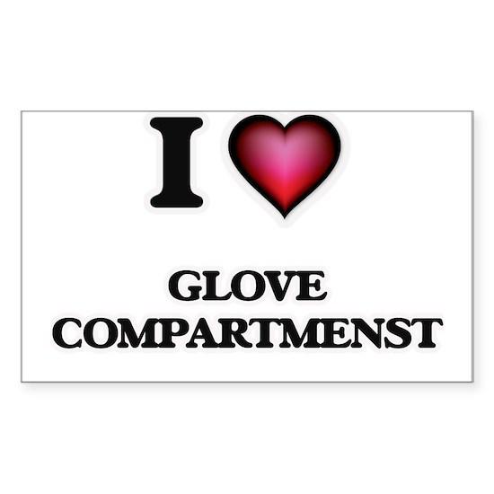 I love Glove Compartmenst