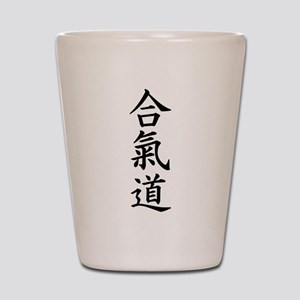 Aikido Shot Glass