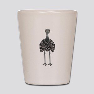 Emu Shot Glass