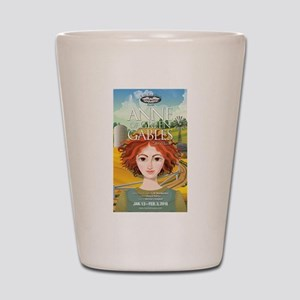 Anne Poster Shot Glass