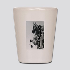 Saddlebred Shot Glass