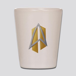 All Good Things Starfleet Insignia Shot Glass