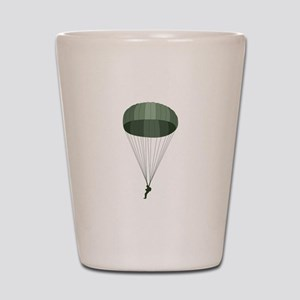Airborne Paratrooper Shot Glass