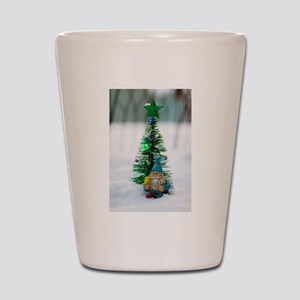 Little Gnome Tree Shot Glass