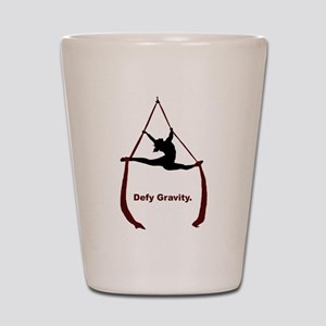 Defy Gravity Shot Glass