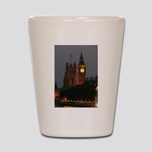 Stunning! BIG Ben London Pro Photo Shot Glass