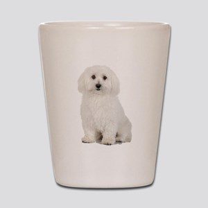 The Perfect Bichon Frise Shot Glass