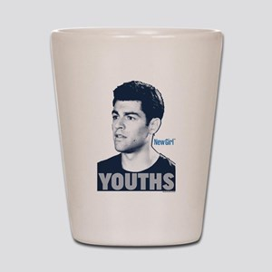 New Girl Youths Shot Glass