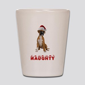 Naughty Boxer Shot Glass