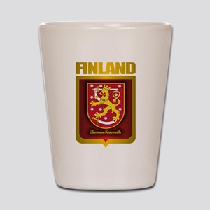 """Finnish Gold"" Shot Glass"