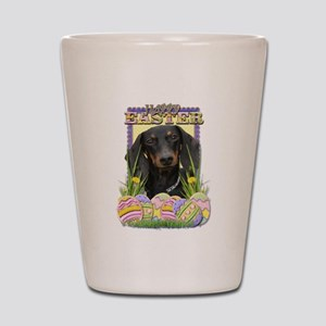 Easter Egg Cookies - Doxie Shot Glass