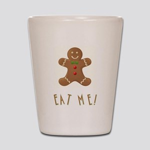EAT ME! Shot Glass