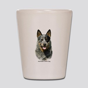 Australian Cattle Dog 9F061D- Shot Glass