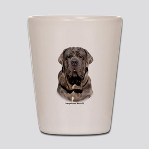 Neapolitan Mastiff 9Y393D-047 Shot Glass