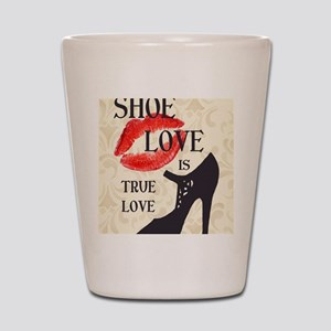 Shoe Love 2 Shot Glass