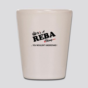 REBA thing, you wouldn't understand Shot Glass
