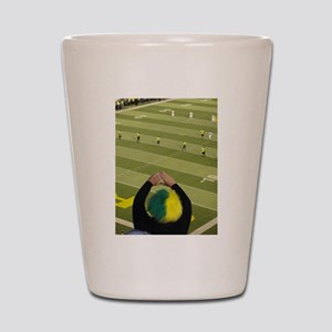 Oregon Ducks Fan 2 Shot Glass