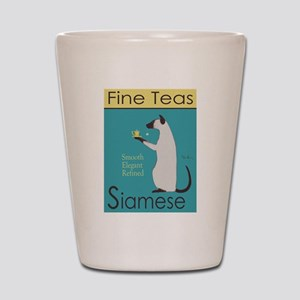 Siamese Fine Teas Shot Glass