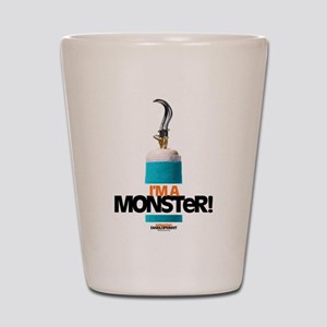 Arrested Development I'm a Monster Shot Glass