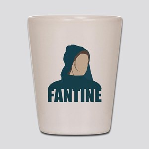 Fantine - Anne Hathaway - Les Miserable Shot Glass