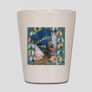 7-Nefertiti Shot Glass