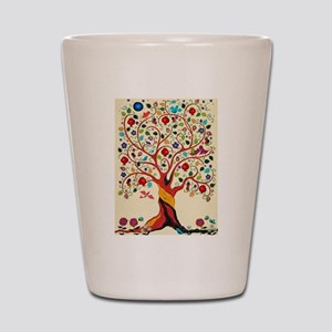 TREE OF LIFE 7 Shot Glass